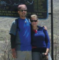 Emmanuelle Michaud et Alain Leduc